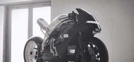 Esta Ducati 916 rinde tributo al 25º aniversario de las zapatillas Nike Air Jordan XI Concord