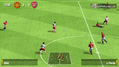 Foto de Nuevas - FIFA 09 - PSP (4/9)