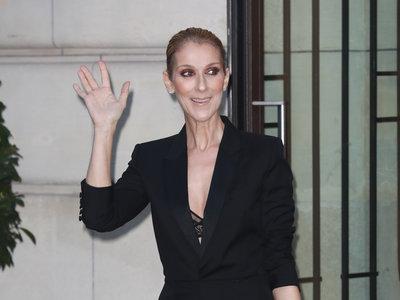 Céline Dion sigue en Paris (junto a Pepe Muñoz) y nos deja un look perfecto para una cita romántica