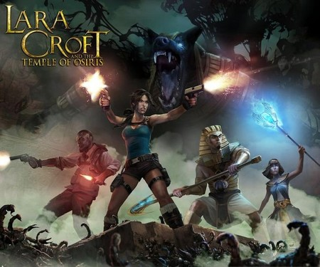 Diciembre es el mes escogido para el debut next-gen de Lara Croft and the Temple of Osiris