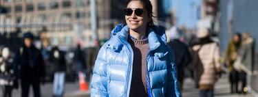 Los abrigos plumas serán obsesión en unas semanas y Zara tiene 12 opciones para que escojamos