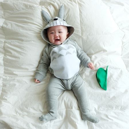Disfraces Faciles Rapidos Ninos Carnaval Totoro