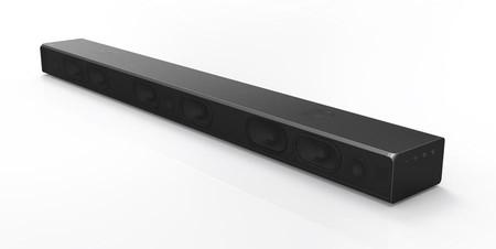 Samsung MS750, la nueva barra de sonido que promete graves potentes y sonido escalado a 32 bits