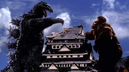 King Kong Contra Godzilla Escena