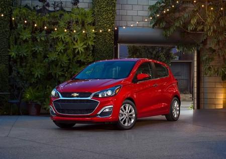 Chevrolet Spark 2019 1280 01