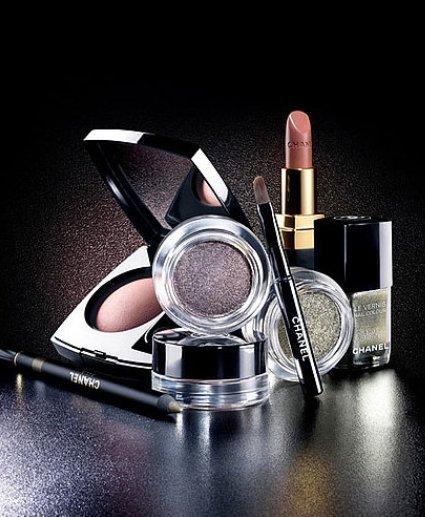 Chanel presenta su primera colección para este otoño 2011: Illusion D´Ombre