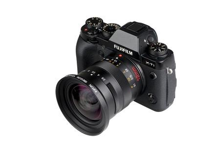 Kipon IBEGON 12mm F2.8: Un nuevo gran angular chino se suma a las opciones para monturas X de Fuji