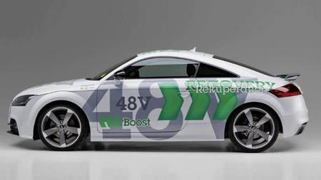 Todo sobre los coches mild-hybrid 48V, qué son y por qué te interesa saberlo