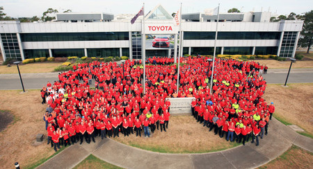 Toyota Australia Production Ends