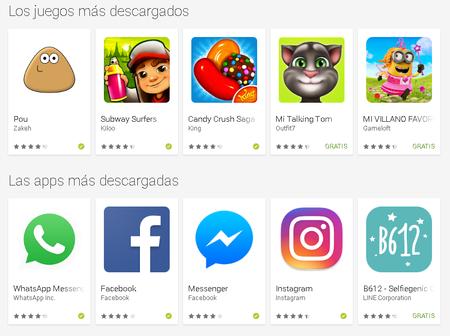 Apps Juegos Mas Descargados Google Play Mexico
