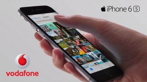 iPhone 6s estará disponible desde 695 euros con Vodafone el 9 de octubre