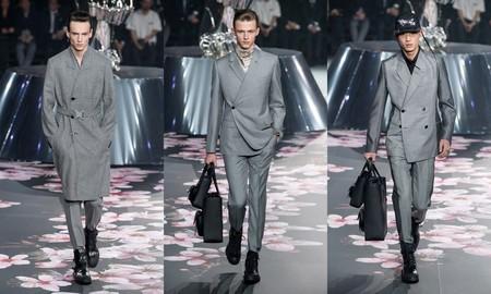 Dior Homme Mira Al Futuro Al Presentar Su Primera Coleccion Pre Fall 2019 En Tokyo 1