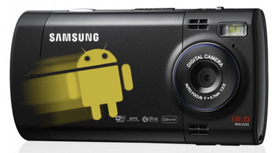 Samsung y Panasonic se lo piensan: ¿Sacamos una cámara con Android incorporado?