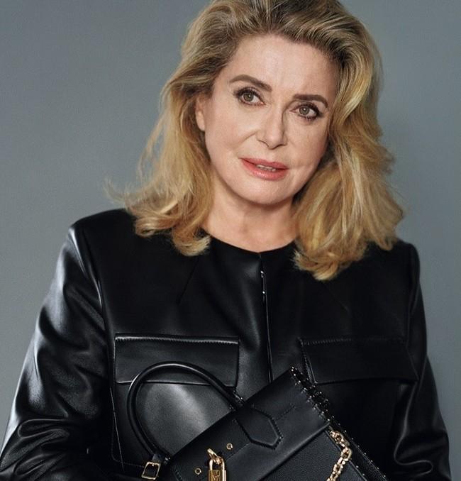 Catherine Deneuve Louis Vuitton Feminismo Frances