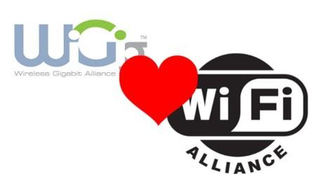 Se completa la fusión de WiGig con la Wi-Fi Alliance