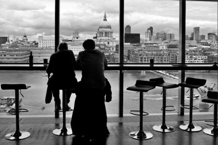 Vistas desde la Tate Modern Gallery