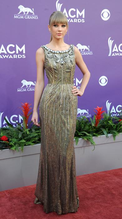 La sencillez de Taylor Swift (entre otras) triunfa en los Premios del Country