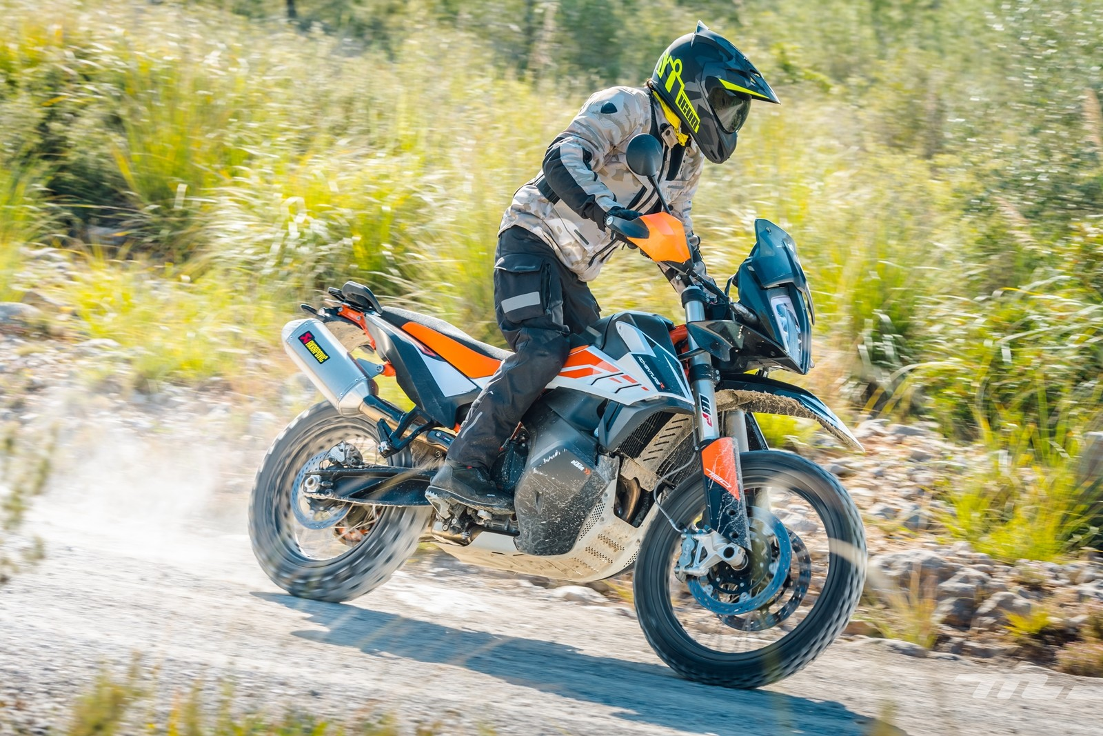 Foto de KTM 790 Adventure 2019, prueba (13/128)