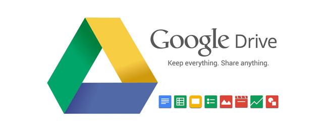 Google Drive Hosting
