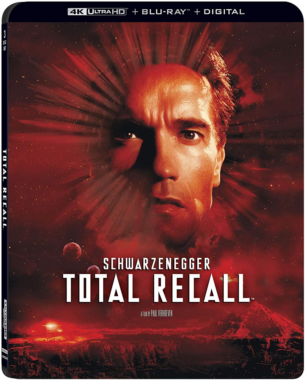 Total Recall 20th Anniversary en Blu-ray 4K
