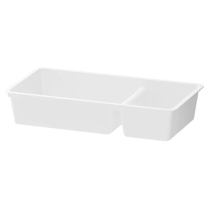 BILLINGEN Accesorio cajón, blanco33x17 cm