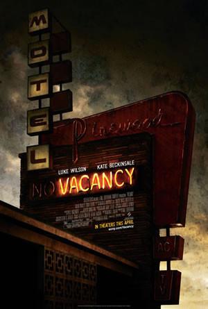 'Vacancy' ('Habitación sin salida'), una de terror con Kate Beckinsale y Luke Wilson