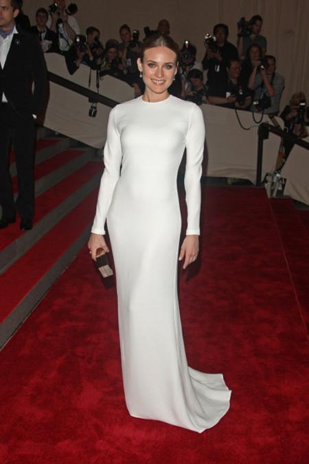 Diane Kruger look met