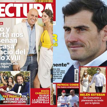 Kiko Matamoros nos cuela en su palacio, Iker Casillas estalla tras su separación y Rocío Flores luce cuerpazo en bikini: estas son las portadas del miércoles 16 de junio