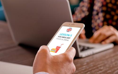 ¿Se aprende inglés con las aplicaciones que nos prometen que aprendemos inglés con ellas?