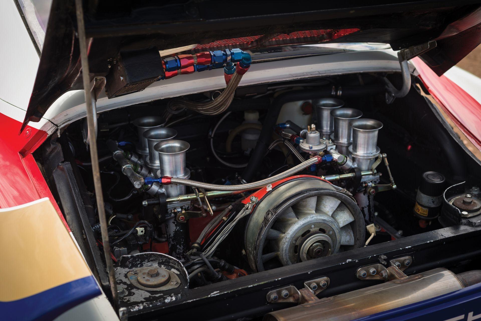 Foto de Porsche 959 Paris-Dakar (17/24)