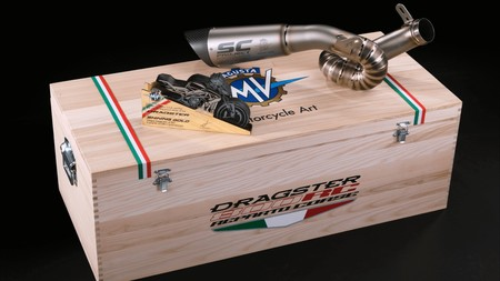 Mv Agusta Dragster Rc Shining Gold 13