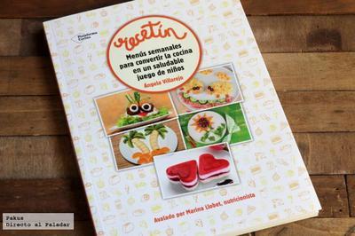 Recetín. Menús semanales para convertir la cocina en un juego de niños. Libro
