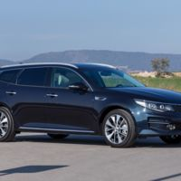 KIA Optima Sportswagon, el célebre sedan coreano se pone muy familiar