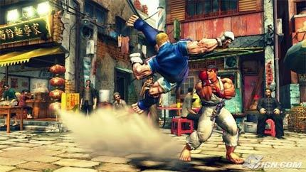 Street Fighter IV - Abel - 03