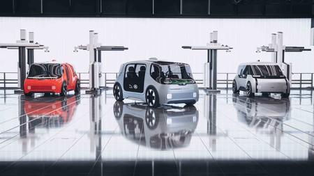 Jaguar Land Rover presenta su coche autónomo y eléctrico Project Vector, que rodará en 2021 por Reino Unido