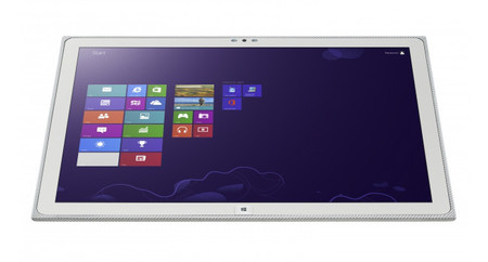 Panasonic Toughpad 4K UT-MB5 Frontal