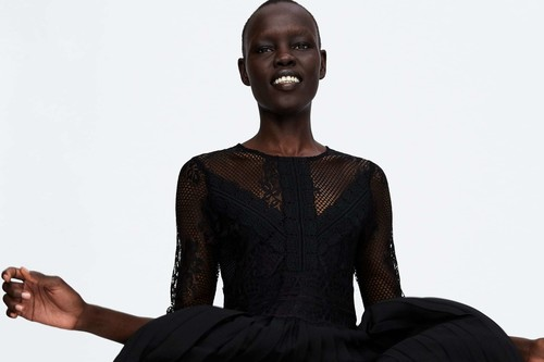 Los 15 vestidos de Zara para conseguir un look perfecto en Nochebuena