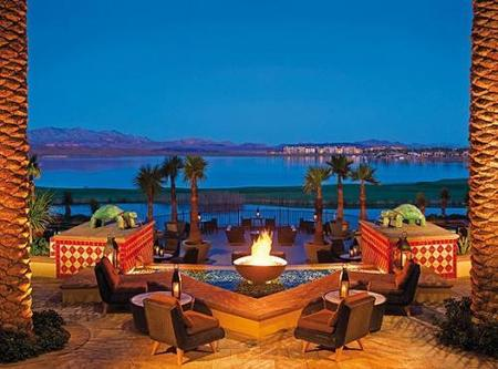 Loews Lake Las Vegas, vacaciones de lujo