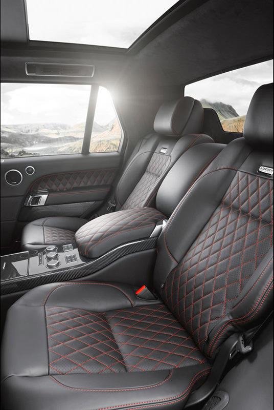 Foto de Range Rover pick-up by Startech (8/8)