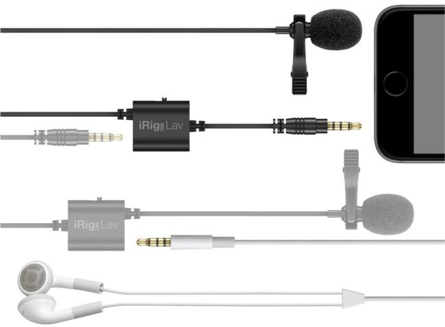 iRig Mic Lav, mejorando las capacidades de grabación de audio de tu iPhone o iPad