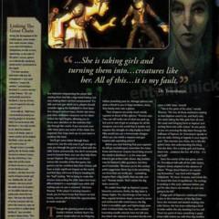 Foto 8 de 11 de la galería bioshock-2-scans-revista en Vida Extra