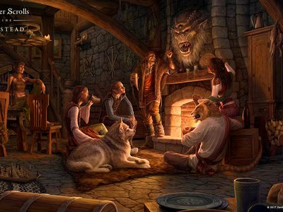 Ya puedes tener tu propio hogar en The Elder Scrolls Online gracias al DLC Homestead