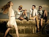 Pull & Bear Primavera 2012: Bienvenidos a Italia y de paso, copiando a Dolce & Gabbana