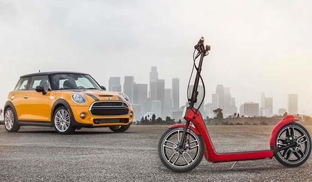 El nuevo vehículo de MINI será un scooter eléctrico
