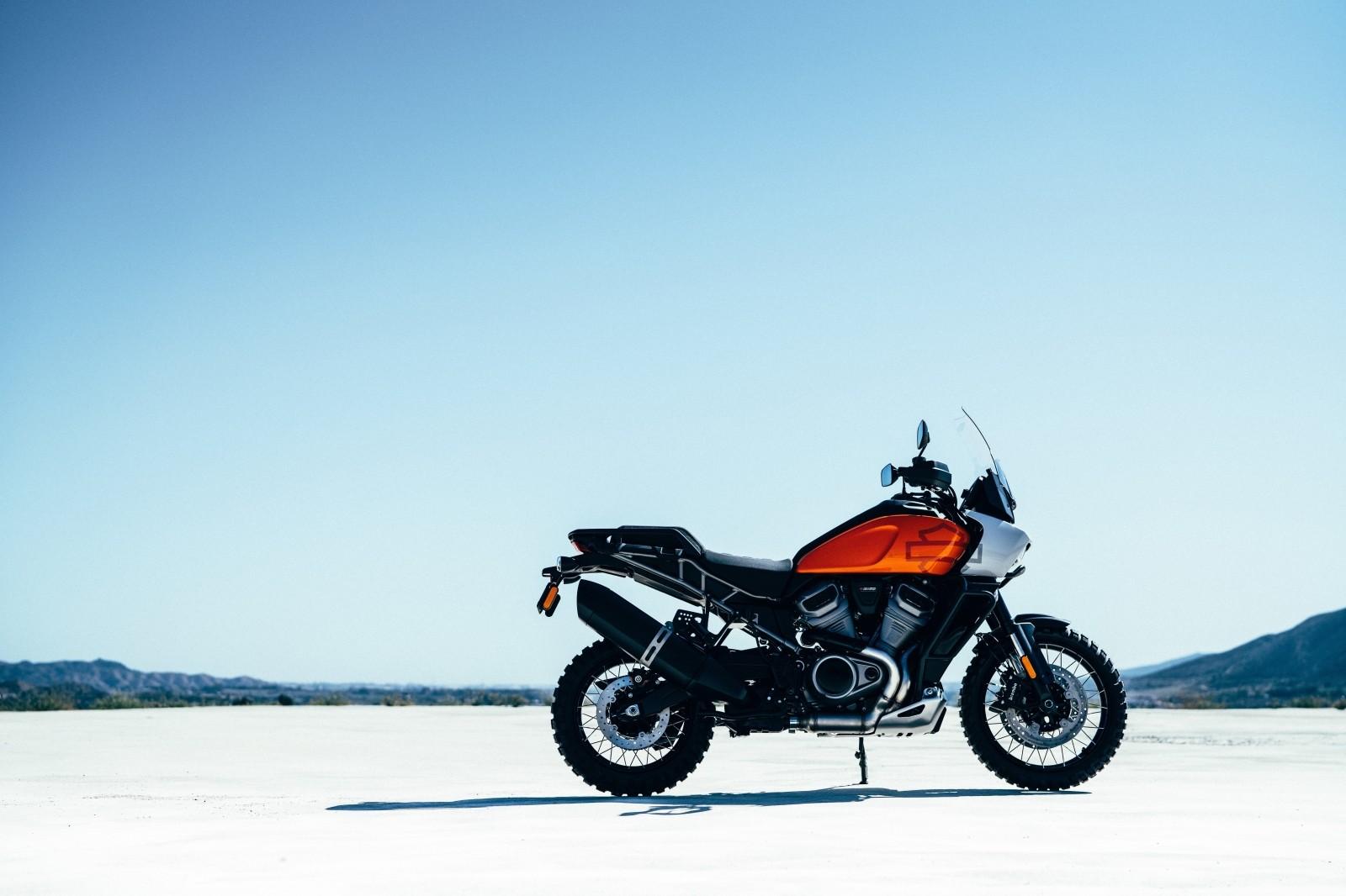 Foto de Harley-Davidson Pan America 2020 (7/15)