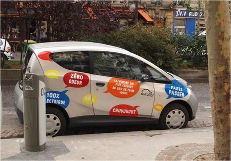 AutoLib coche