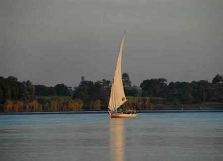 La llamada de África: navegando el Nilo en faluca