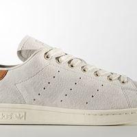 Hoy va de zapatillas exquisitas: Adidas Stan Smith de calidad premium con detalle Horween