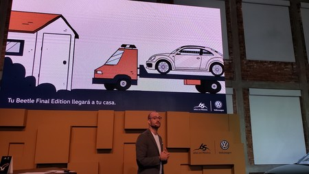 Volkswagen venderá los últimos 65 Beetle Final Edition por internet