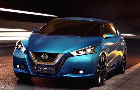 Nissan Lannia Concept azul 02